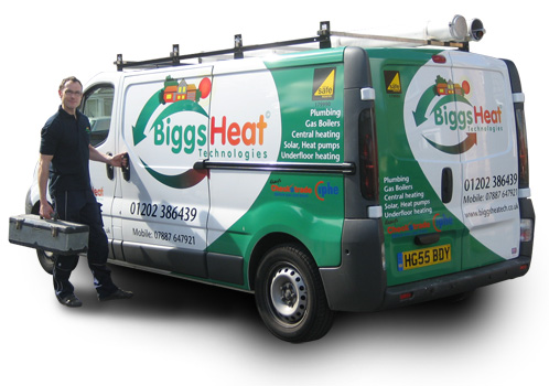 Professional plumbers who provide a full range of plumbing and heating services