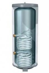 Dual Coil Solar Cylinder