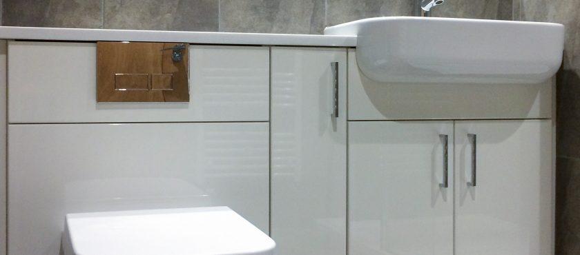 Canford Cliffs Bathroom Refurbishment