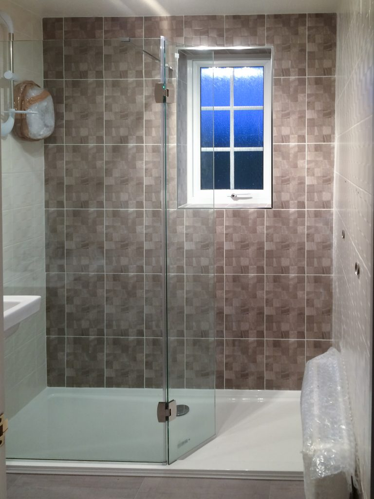 Creekmoor Bathroom after Biggs Heat Technologies Refurbishment