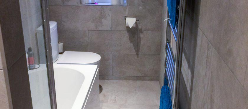 Lascelles Complete Bathroom Refurbishment