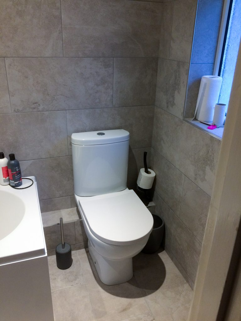 After Lascelles Complete Bathroom Refurbishment