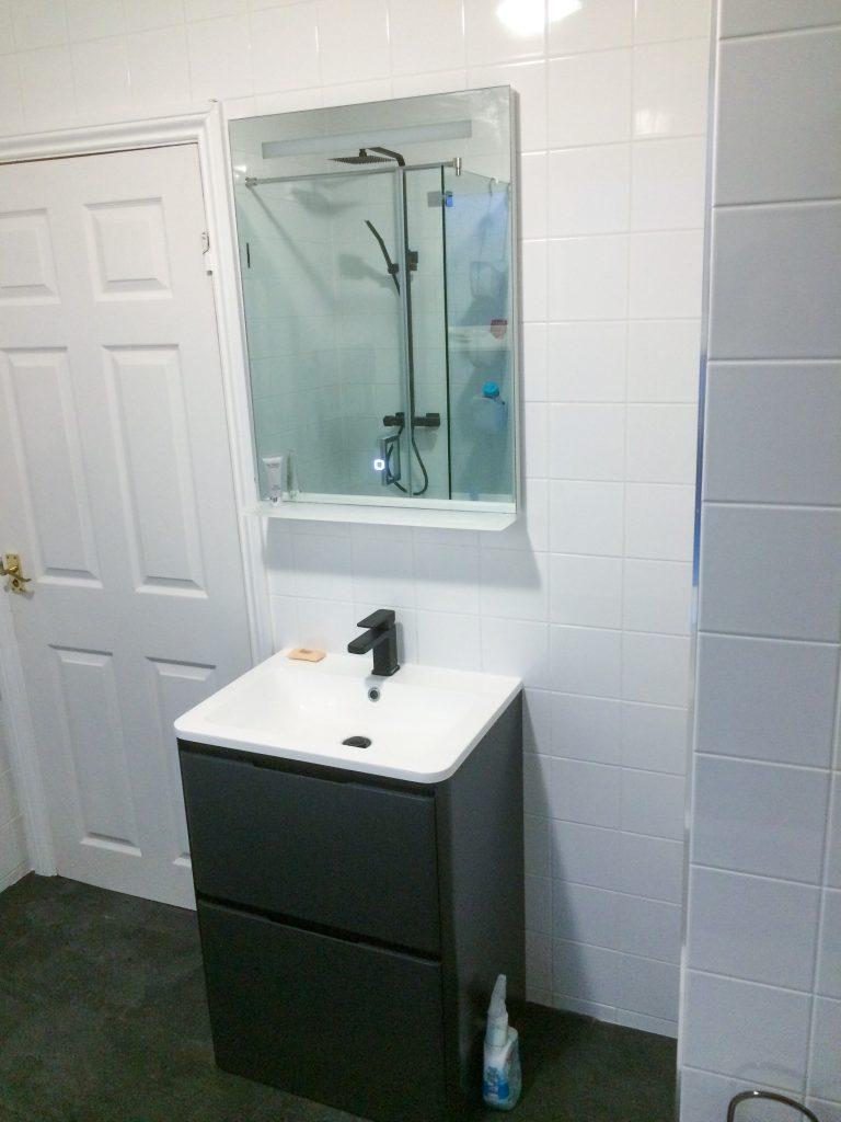 Southbourne Bathroom After Refurbishment