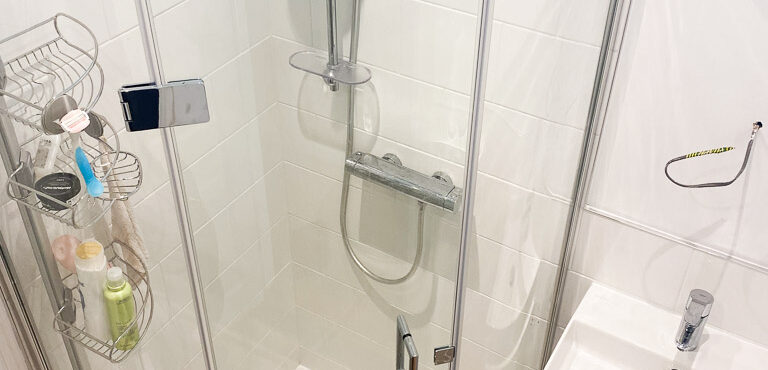 Rerfubish Shower Room for ToTo