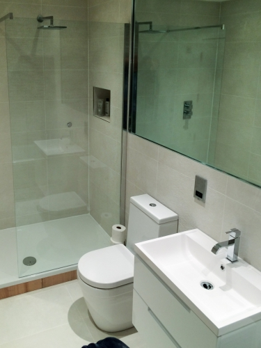 Bathroom, Installation, Refurbishment, Design and Project Management from Biggs Heat Technologies.